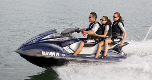 Yamaha Personal Watercraft boats